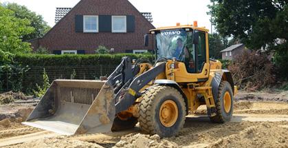 grondwerk en grondverzet - joost de vries